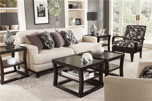 Online Living Room Furniture Ping
