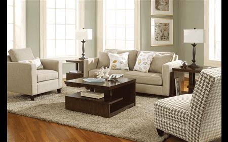 Ballard Linen Sofa; Ballard Linen Sofa