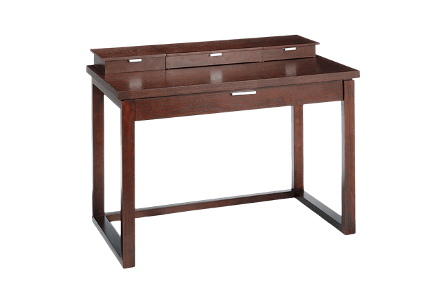Burbank Writing Desk W/Hutch