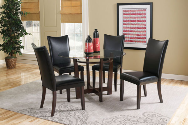 Superb Rent Dining Room Brook Furniture Rental