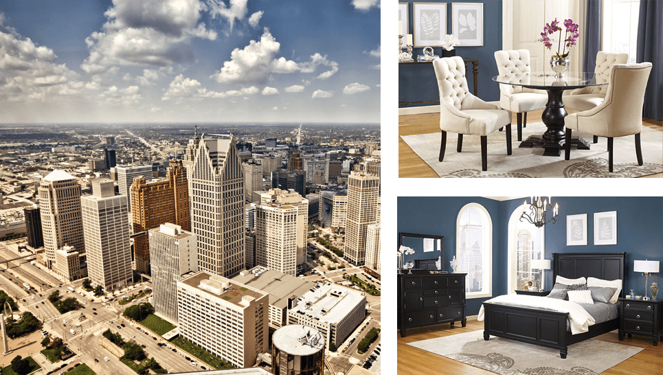 Rent Furniture in Detroit | Brook Furniture Rental
