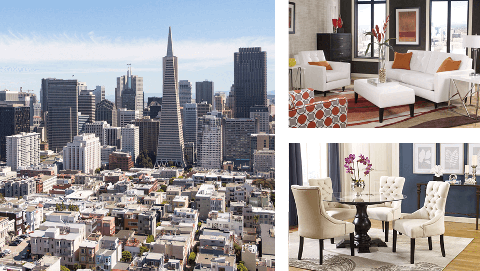 furniture rental in san francisco ca brook furniture rental