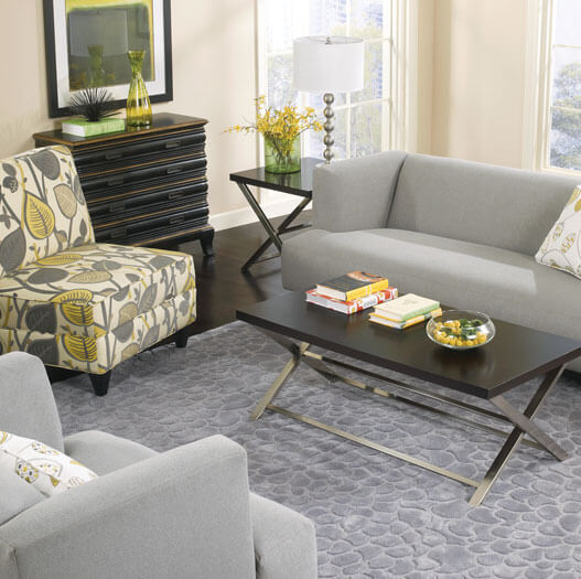 Living Room Furniture From Brook Rental In Dallas TX