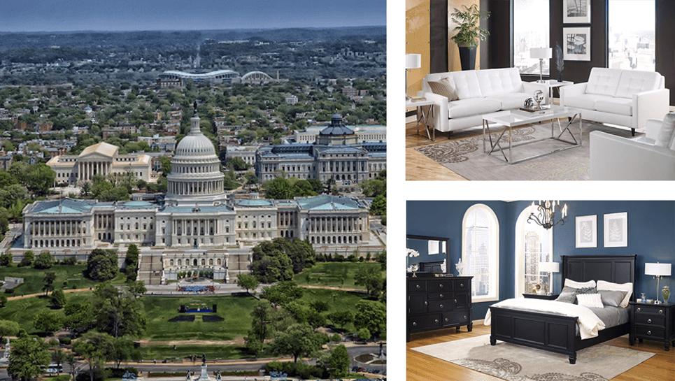 Furniture Rental DC U2013 Baltimore Furniture Rental | Brook Furniture Rental